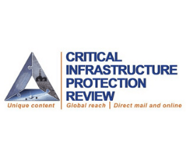 Critical Infrastructure Protection Review logo