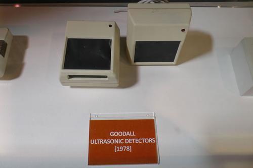 Goodall ultrasonic detector (1978)