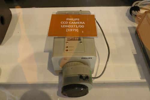 Philips CCD camera (1979)