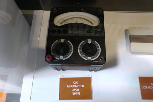 The Avo Multimeter (1973)