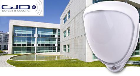 Intruder Alarms Quickly Create a Perimeter Intrusion Zone With Wireless Detectors