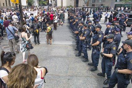 665 g20 protest   toronto canada 2010