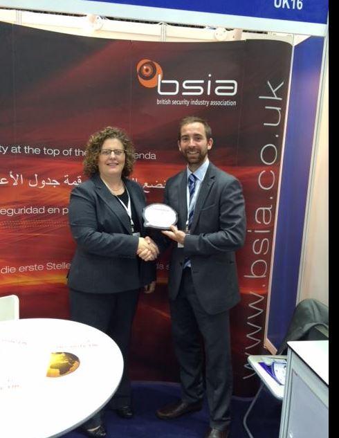 BSIA award