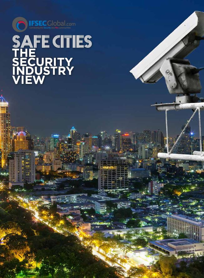 Safe Cities cover