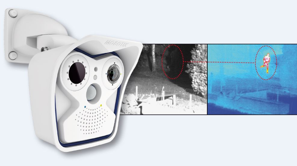 """Mobotix and ONVIF: """"H.264 Was Developed for Spielberg ..."""