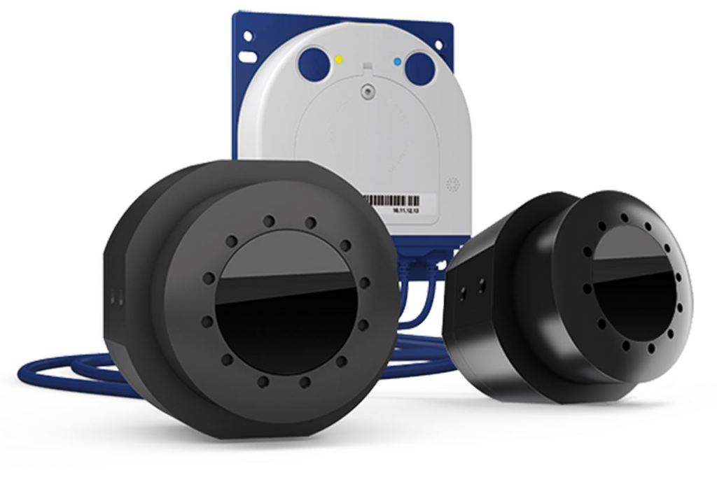 Thermal sensor modules from Mobotix