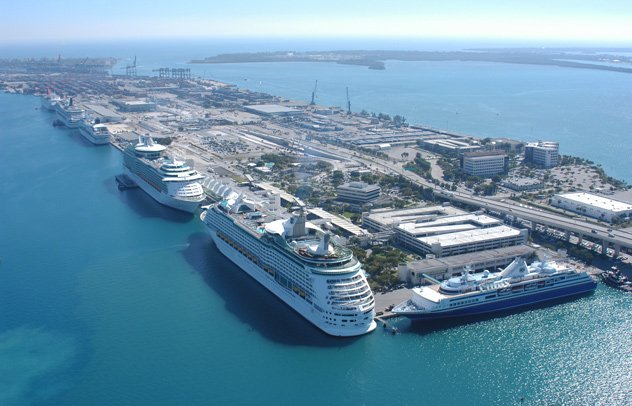 US To Increase Levels Of Security Screening At Cruise Ship Terminals - Miami cruise ship terminal