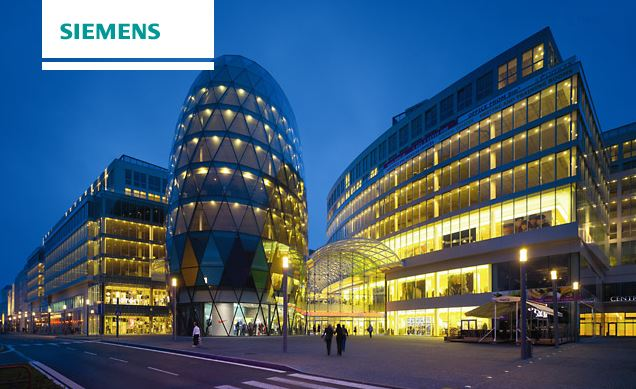 siemens building tech