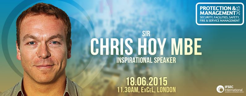 Chris Hoy, Ranulph Fiennes and Karren Brady announced as IFSEC International 2015 Keynotes