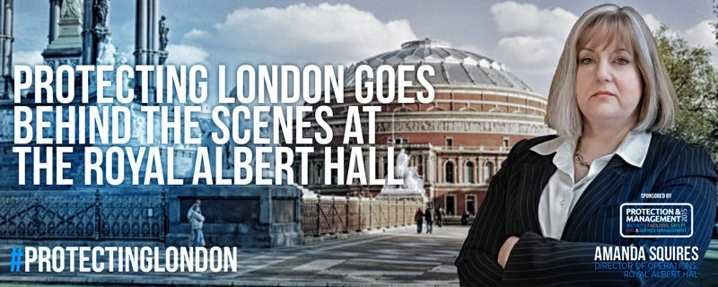 Exclusive video: Behind the Scenes at Royal Albert Hall's Security Operation