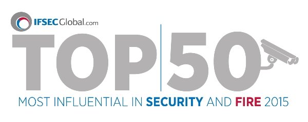 Top 50 Most Influential People in Security and Fire 2015