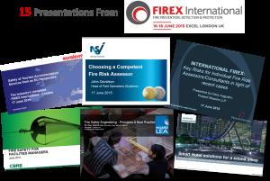 FIREX presentations image