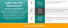 Take the Cyber Security Assessment