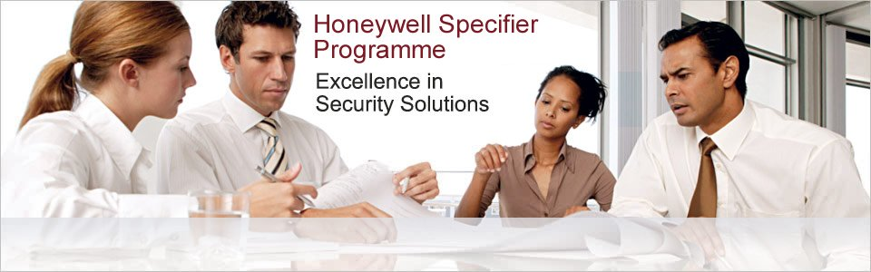 honeywell launches security specifier programme. Black Bedroom Furniture Sets. Home Design Ideas
