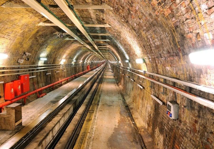 tunnel linear heat