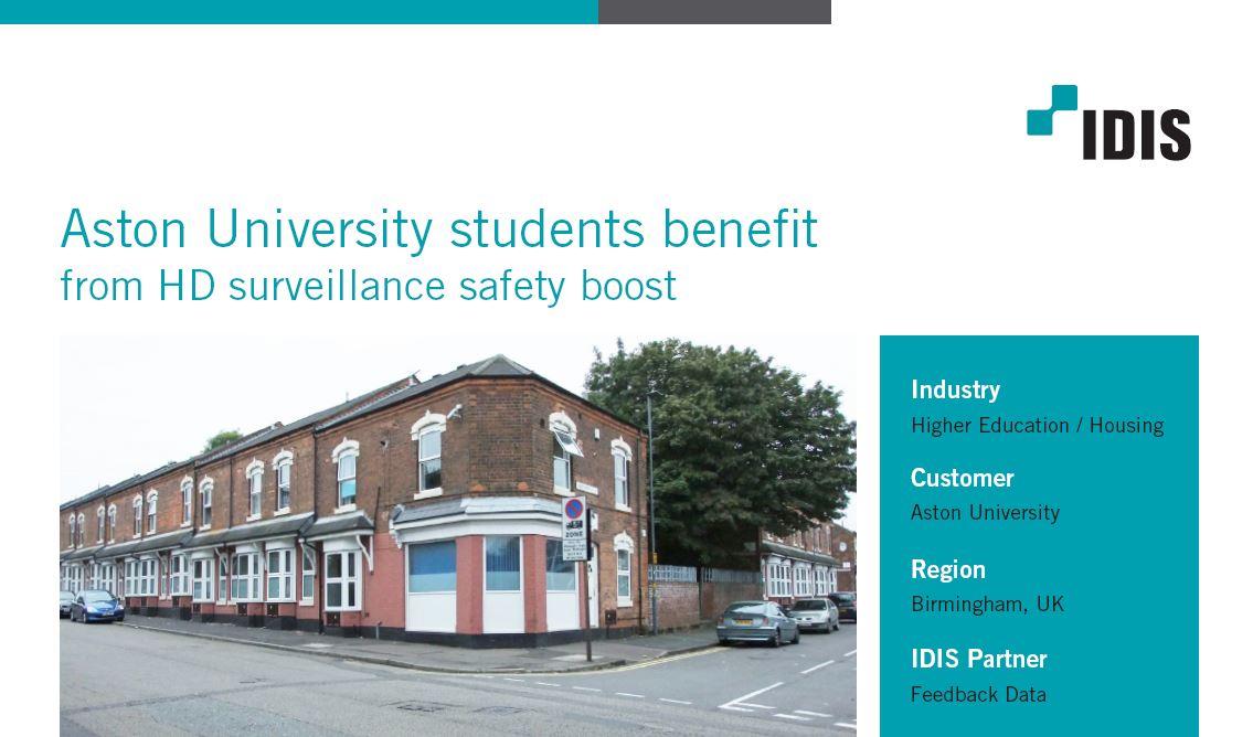Study at Aston University | UK Study - Student Services