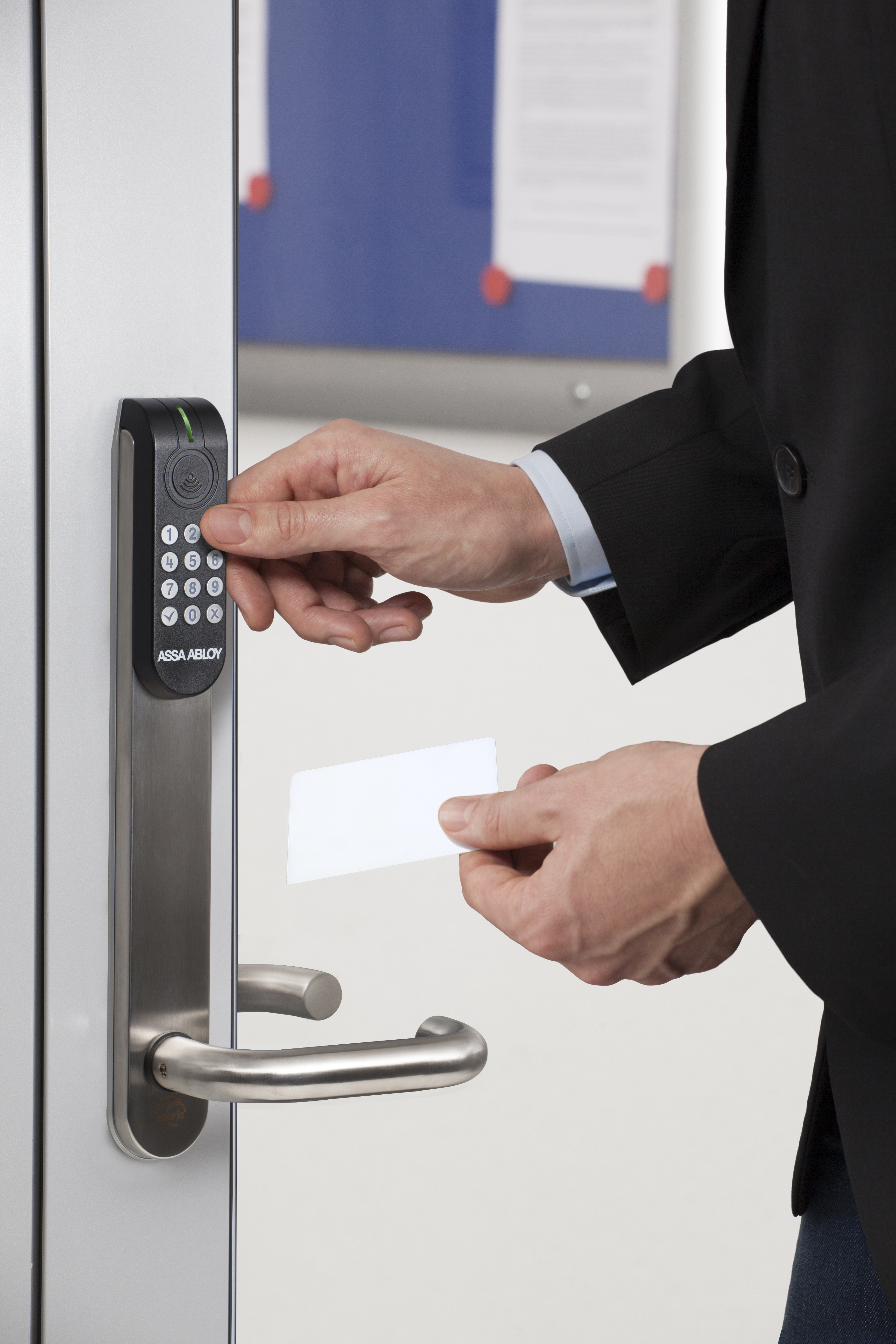 Assa Abloy Entrance Systems Locks And Hardware Ifsec Global