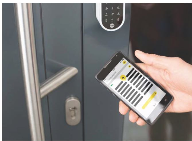 Assa Abloy Entr Smart Locks Added To Rwe Ecosystem