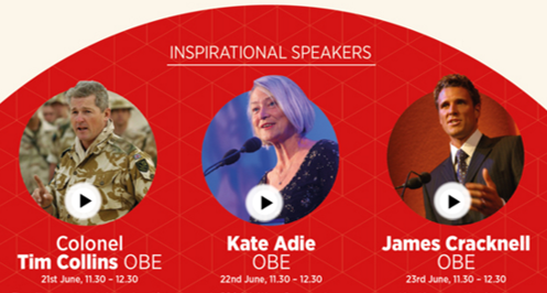 Colonel Tim Collins, Kate Adie and James Cracknell to ...: http://www.ifsecglobal.com/colonel-tim-collins-kate-adie-and-james-cracknell-to-headline-firex-international-2016/