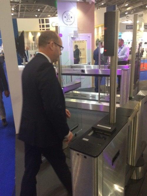 Aurora Unveils Breakthrough Access Control Technology At Ifsec