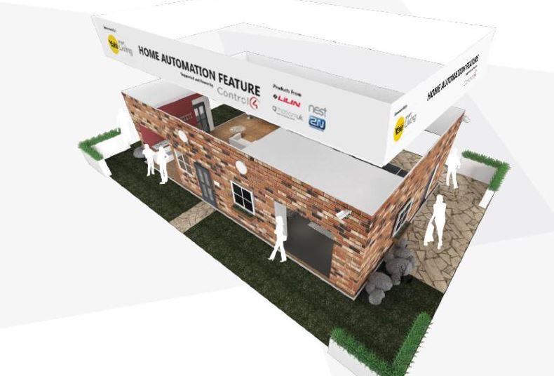 home automation house