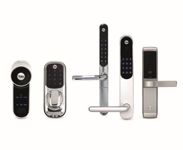 The Smart Lock Revolution Coming Right Now To A Home Near You