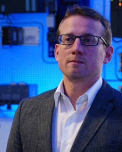 Siemens Building Technologies UK managing director Steven Foxley