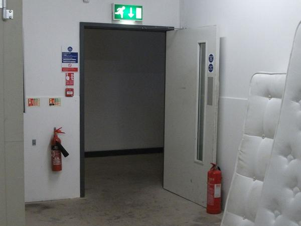 Door Propped Open : Our most read articles on fire safety of