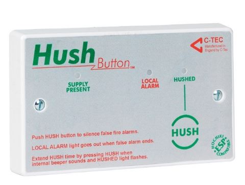 The BS 5839-6 hush button xp95 discovery protocol