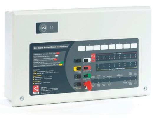 cfp-standard-2-zone-conventional-fire-alarm-panel-by-c-tec