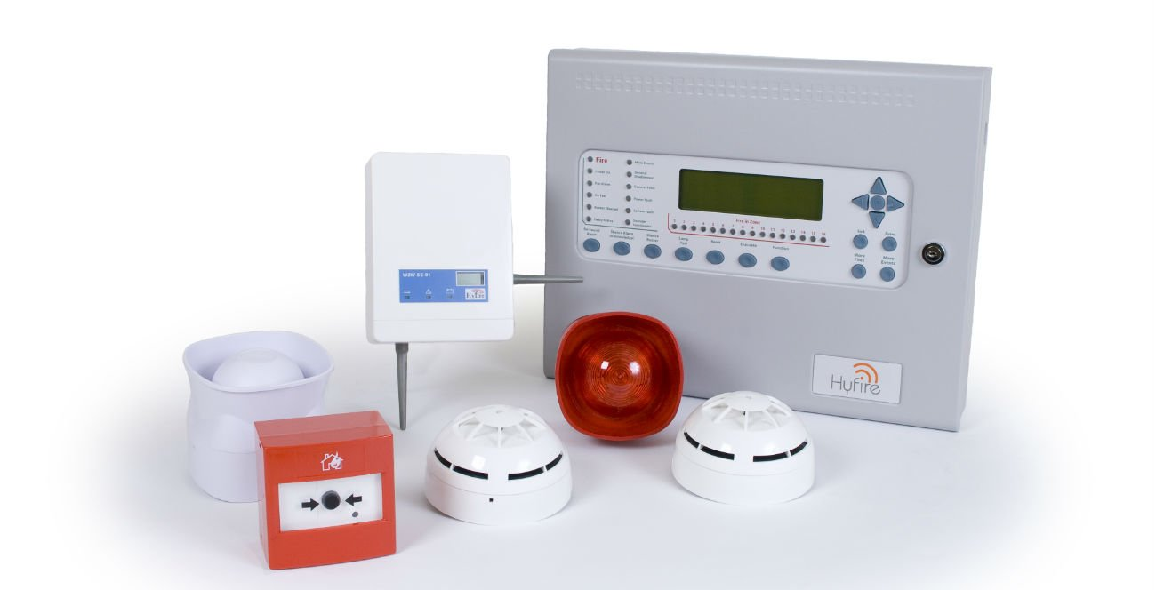 Best Home Surveillance System >> A guide to Fire Alarm System types