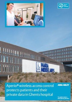 aperio-wireless-access-control-in-hospital