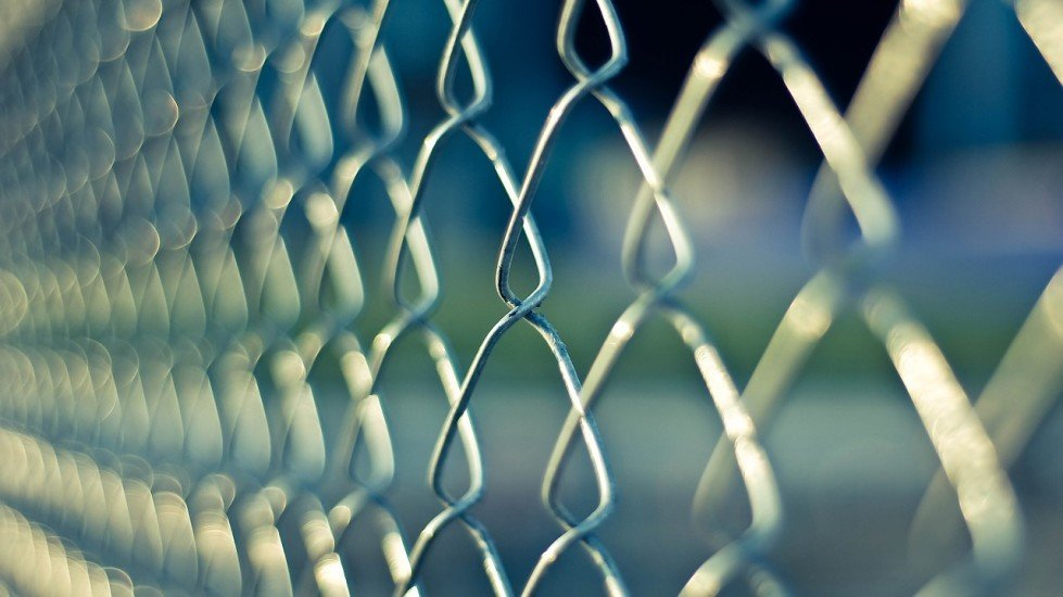 chain-link-security-fence
