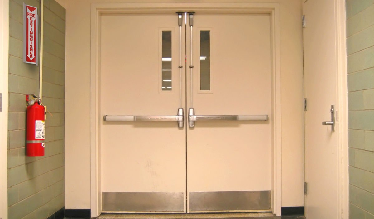 How To Secure Emergency Fire Exit Doors