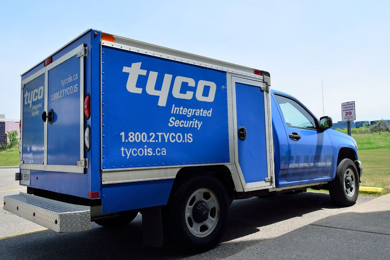 Tyco: profile of a fire and security colossus