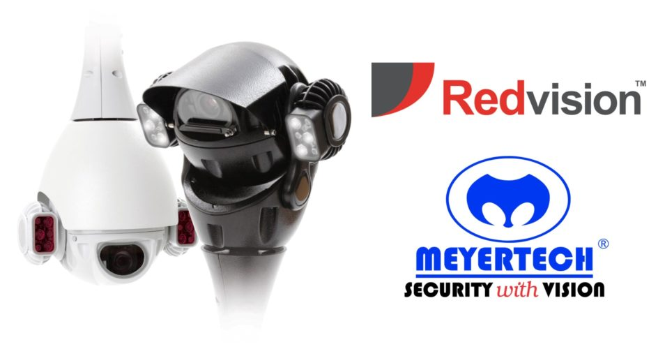 Redvision RV30 cameras integrated with Meyertech FUSION