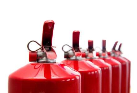 Выбор и использование огнетушителей