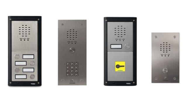 Videx Launches Vandal Resistant GSM System With Integrated Proximity