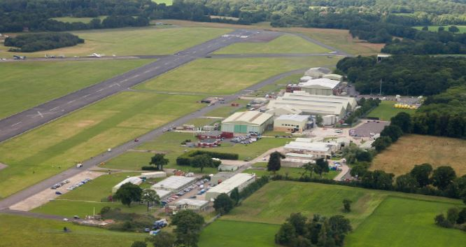 Idis Secures Airfield And Popular Tv Location Dunsfold