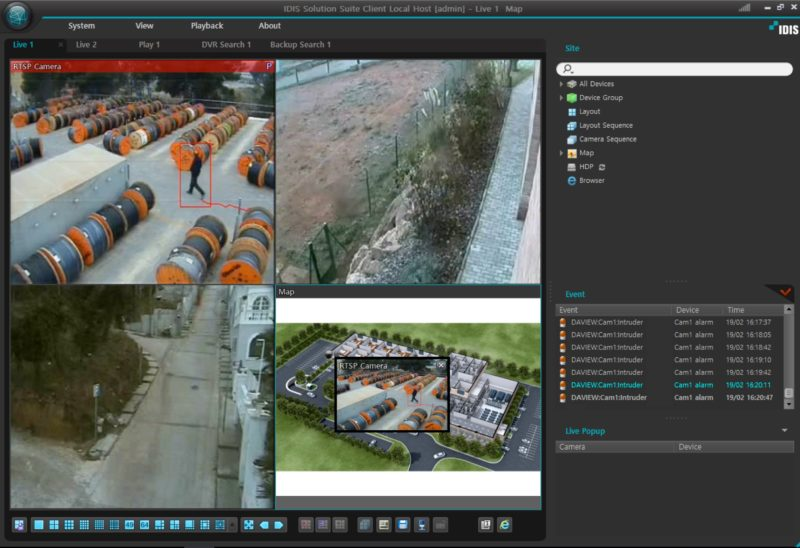Perimeter-based video analytics from DAVANTIS now available