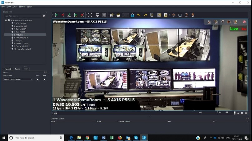 Cutting frame rates is not the best way to ease your CCTV