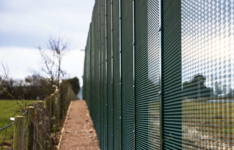 CLD Fencing Systems deploys 'police-preferred' fencing at defence