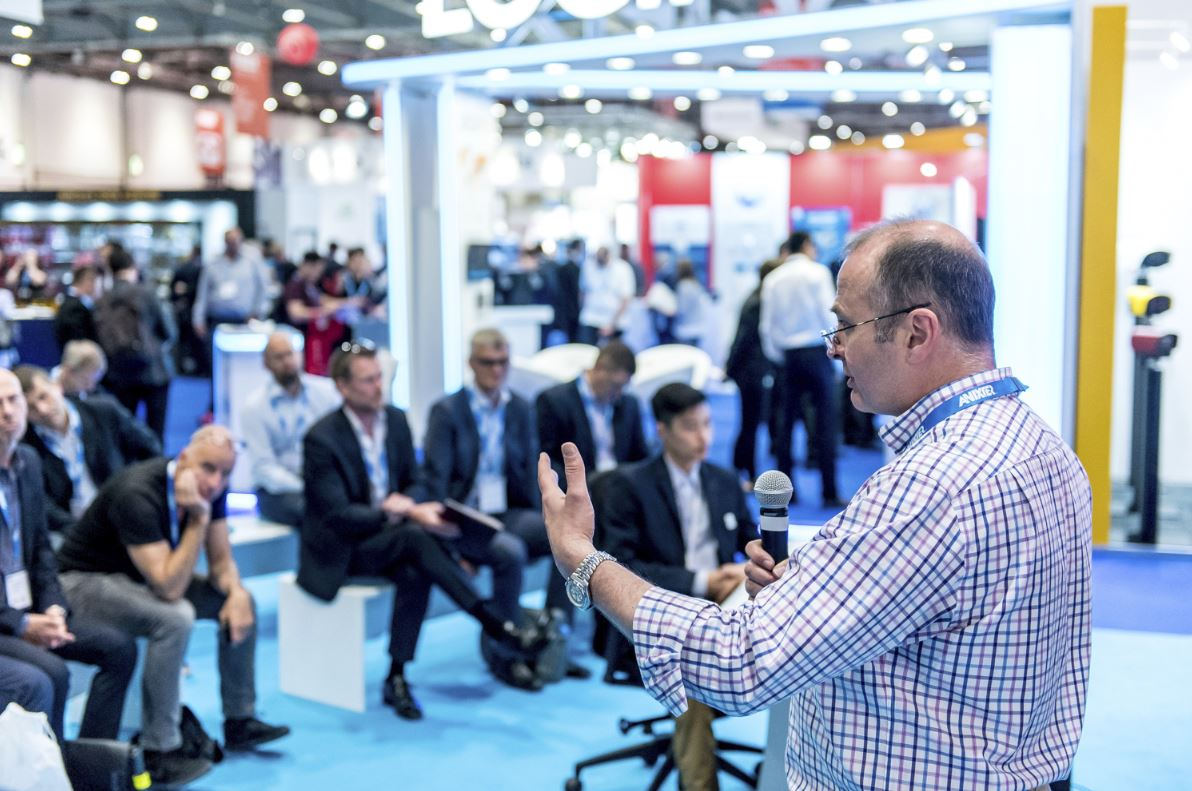What makes the IFSEC Converged Security Centre the security