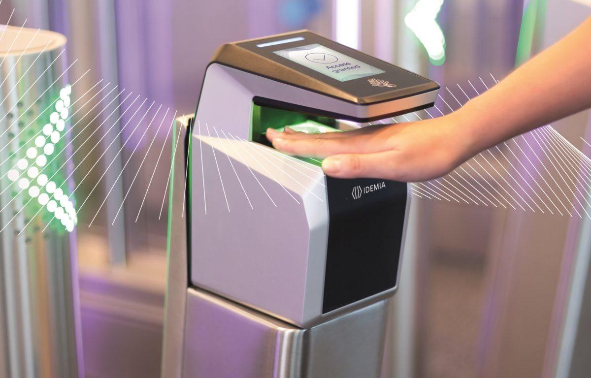 Morpho Fingerprint Scanner Test Online